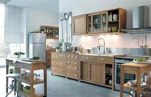 Cuisine En Teck : meuble cuisine teck vasque cuisine meubles salle de bain ~ Edinachiropracticcenter.com Idées de Décoration