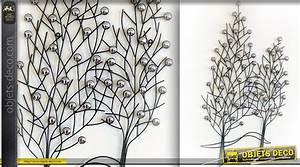 Decoration Murale Fer : d coration murale en fer forg arbres ~ Melissatoandfro.com Idées de Décoration
