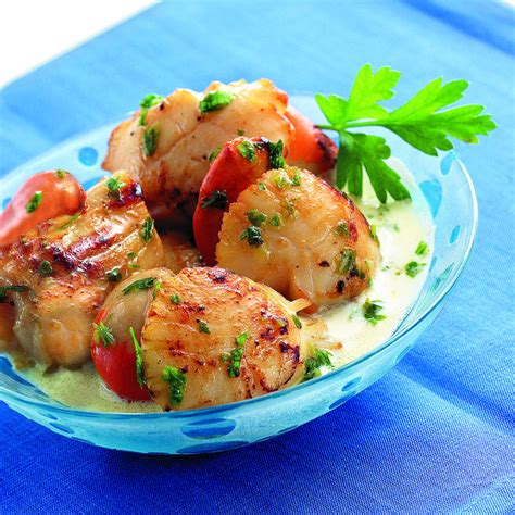 recette cuisine weight watcher coquilles jacques express recette minceur weight