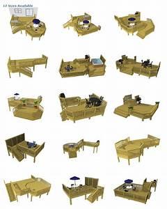 Deck Plans - Mid Level