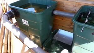 Lame D Eau Bassin : bassin filtration maison lame d 39 eau youtube ~ Premium-room.com Idées de Décoration