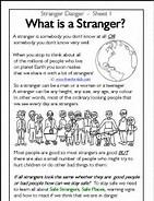 Image result for TALK TO YOUR CHILD STRANGER DANGER