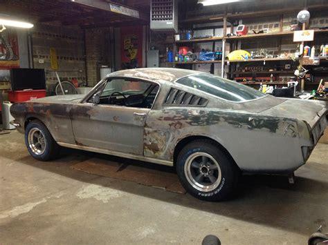 1965 Ford Mustang 2+2 Fastback Partial Restoration Alabama