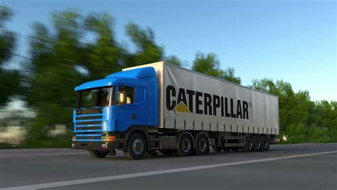 Caterpillar Footage | Stock Clips