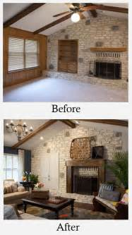 before and after photos of living room makeovers images