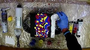 Acryl Silikon Aussenbereich : wie geht swipe technique wischtechnik mit acryl und silikon youtube ~ Pilothousefishingboats.com Haus und Dekorationen