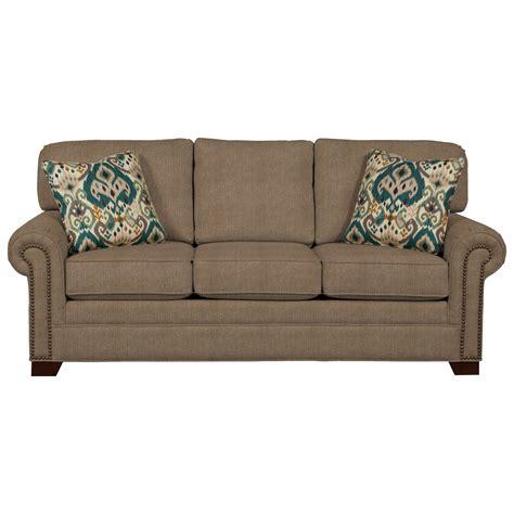 Craftmaster Sleeper Sofa by Craftmaster 7565 Transitional Sleeper Sofa With Large