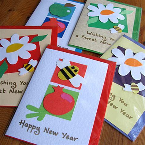 easy handmade  year cards  kids simple cards kaise