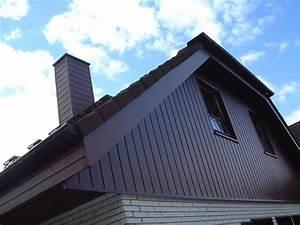 Fassade Mit Blech Verkleiden : allwetter paneele dachdecker sailer ~ Watch28wear.com Haus und Dekorationen