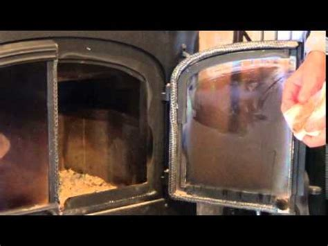 how to clean fireplace glass how to clean fireplace glass removing burnt on soot from