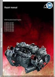 Man Engines D2876 Lue 601 D2876 Lue 602 D2876 Lue 603