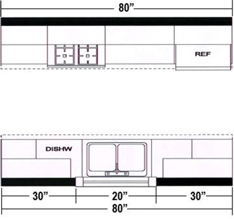 galley kitchen with island layout impressive kitchen galley plans layout small at