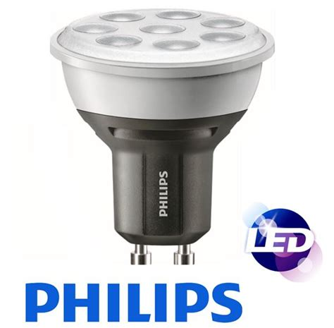 gu10 led dimmable bulb smd brightest available 50w