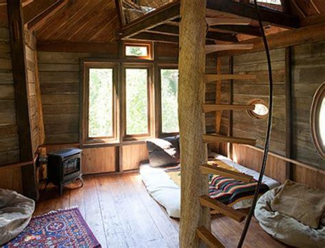 chambre dans les arbres une cabane dans les arbres luxe nature et chic archzine fr