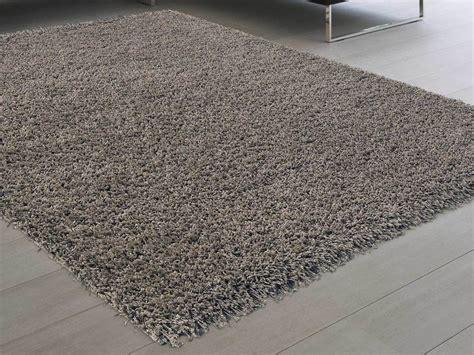 memo pour cuisine tapis shaggy poil 100 polypropylène douceur taupe