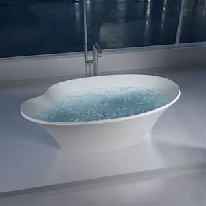 Freistehende Badewanne Mineralguss : freistehende badewanne v9 n mineralguss badausstattung ~ Michelbontemps.com Haus und Dekorationen
