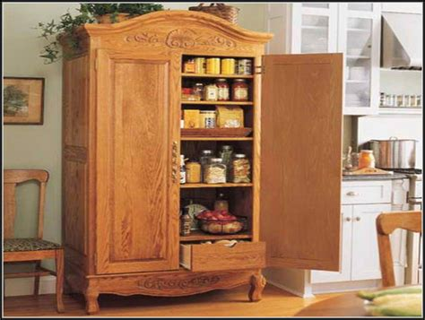 stand alone pantry cabinet stand alone kitchen pantry cabinet home design ideas