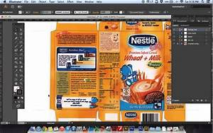 packaging template tutorial using illustrator cs6 youtube With food packaging templates illustrator