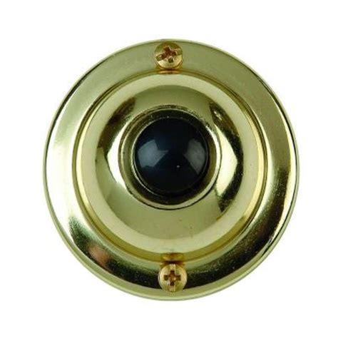 door bell button carlon wired door bell push button brass 6 per