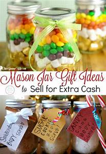 13 Mason Jar Crafts to Make & Sell for Extra Cash | Money ...