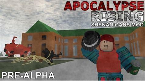 rising apocalypse mod roblox shenanigans games