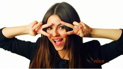 Victoria Justice Gifs Nickelodeon Tori Animated Victorious