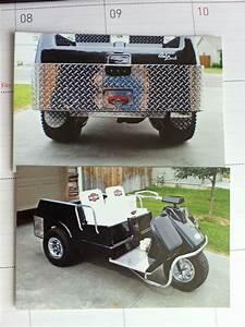 A 1981 Harley Davidson Golf Cart Project