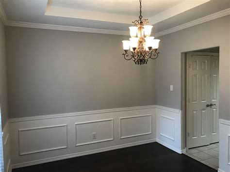 walls repose gray by sherwin williams ceiling