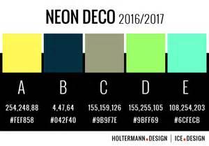 Pantone Color Trends 2017