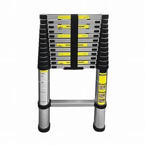 Relaxsessel Belastbarkeit 150 Kg : alu teleskopleiter ausziehbar 3 8m h he anlege klappleiter 150kg belastbarkeit ebay ~ Orissabook.com Haus und Dekorationen