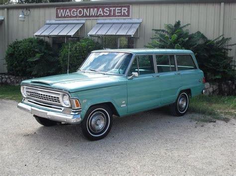 1970 jeep wagoneer 1970 jeep wagoneer 350 v8 wagonmaster com wagoneer by