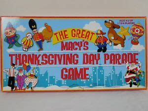 great macys thanksgiving day parade game excellent