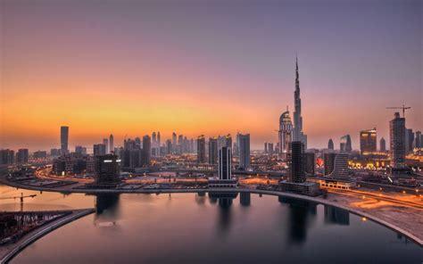 Dubai Downtown Wallpaper Wallpaper Wide Hd × Dubai Skyline