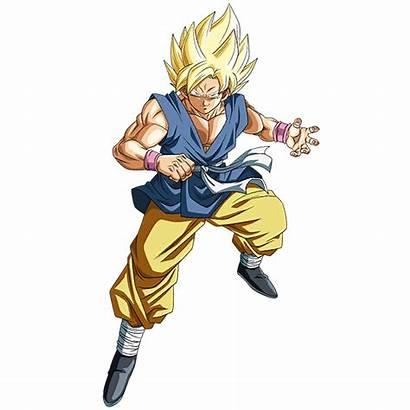 Goku Render Maxiuchiha22 Gt Ssj Dokkan Deviantart