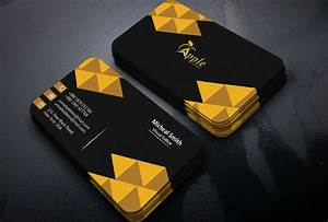 Created, Professional, Unique, Modern, Two, Sided, Business, Card