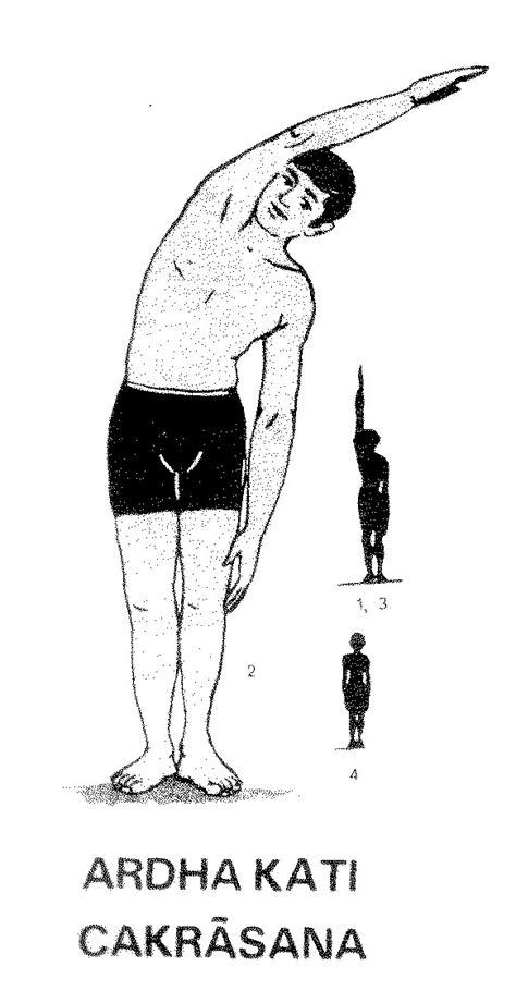 YIS Yoga Asanas