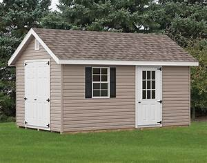 shed plans with vinyl siding best shed plans With best siding for shed