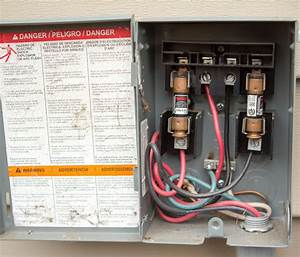 Electrical Specs For Installing Ductless Mini