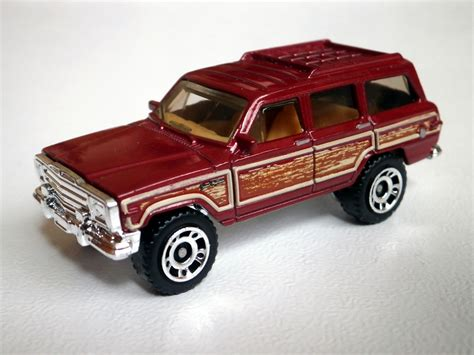 Image   Jeep Wagoneer (2018 NEW)   Matchbox Cars Wiki
