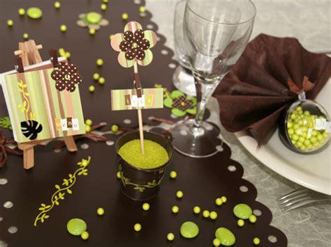 Les Ateliers Cuisine - 5 idées déco pour une table de mariage chêtre les