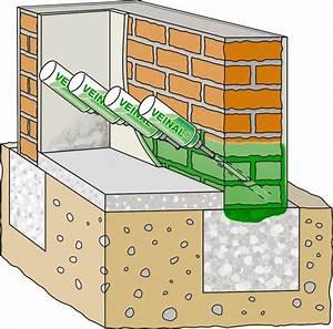 hausbautipps24 ein wirksames mittel gegen feuchte mauern With was tun gegen feuchte wände