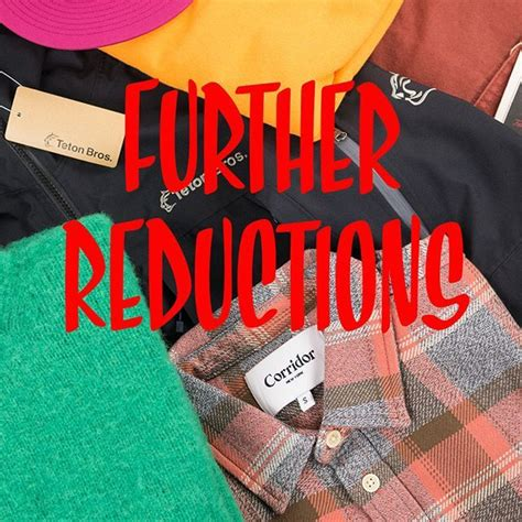 Further Reductions... . . . #furtherreductions # ...