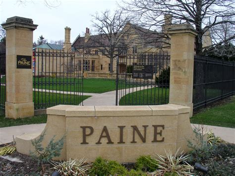 Paine Art Center, Oshkosh, Wisconsin  Travel Photos By