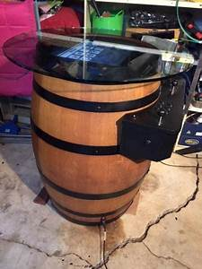 Clever Dude Turns A Wine Barrel Into An Awesome Home