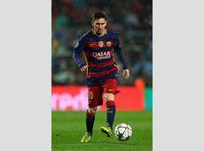 Lionel Messi Photos FC Barcelona v Arsenal FC UEFA