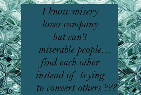 funny miserable people quotes