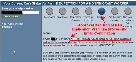 Us Resumes Premium Processing Of H1b by Zales Application Application