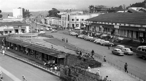 Addis Ababa in the 1960s (photos)