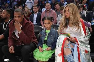 Jay Z And Blue Ivy Prove They're The Most Iconic Father ...
