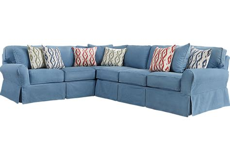 cindy crawford slipcover sofa cindy crawford beachside sofa slipcover okaycreations net